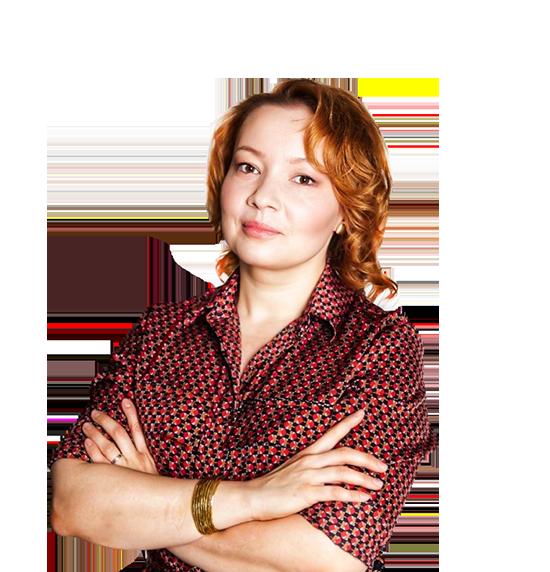 Ольга Ненахова