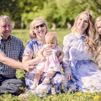 О семье Милы