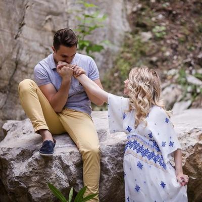 Говорит Илья Левчук. Как помочь мужчине перейти от влюбленности к любви