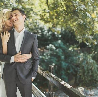 Деревянные 5 лет со дня первой свадьбы