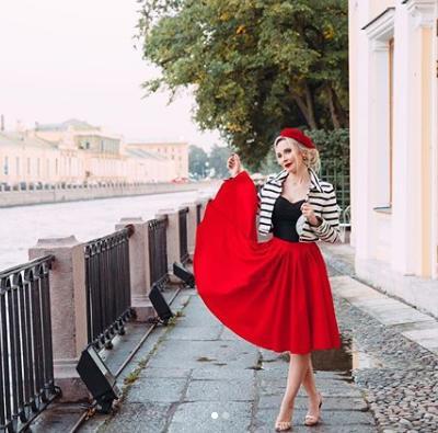 Хотели бы доплату за юбку?